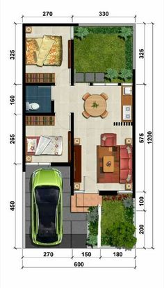 Amazing Beautiful House Plans With All Dimensions - Engineering Discoveries Home Room Design, Small House Design, Home Design Plans, Modern House Design, Small House Floor Plans, My House Plans, House Layout Plans, House Layouts, Beautiful House Plans