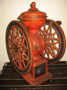 Swift Mill Lane Brothers Coffee Grinder, #13