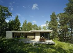 Island House by Widjedal Racki Bergerhoff - I Like Architecture