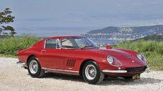 1967 Ferrari 275 GTB/4 sold for $10.175m (£6.1m)