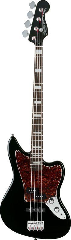 squier bass,black   Squier Vintage Modified Jaguar Bass Black kopen? Bestel online ...