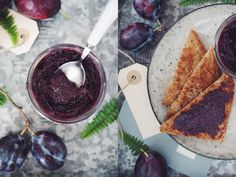 Baked plum jam with no added sugar / Pečený slivkový lekvár bez cukru | Lapetit