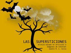 La superstición es una creencia que contraría la razón que atribuye una explicación mágica a algunos fenómenos o procesos en relación a la vida. En ellas no se…
