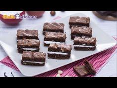 Sandwich di brownies al cioccolato - YouTube