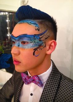 GALLERY: FACE PAINTING FOR GROWN UPS
