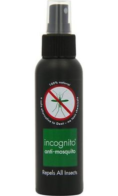 Incognito Insect Repellant Spray 100ml **3 PACK DEAL**