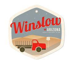 Winslow - Arizona. The Everywhere Project.