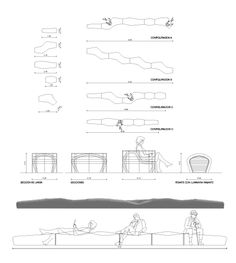 ¿Qué hacemos en el espacio público?. Básicamente estar sentados o de pie, fijos o en movimiento. Pensado así, un banco es algo más que un asiento, es un condensador de la mirada y el movimiento, un objeto que reclama ser construido con más fundamentos que los ergonómicos tradicionales. Así, un banco que no nos dice …