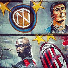 Balotelli Zanetti