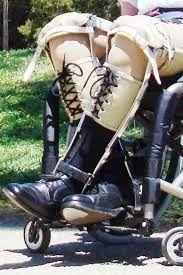 Braces, Baby Strollers, Gym Equipment, Bike, Legs, Gay, Baby Prams, Bicycle, Prams