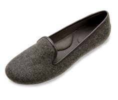 Pluggz womens loafers in Grey