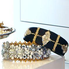 Resultado de imagen para d&g headband kerchief diy