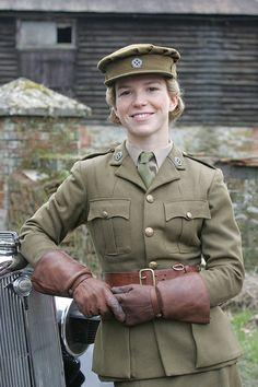 Foyle's war- Sam - great character