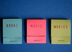 BOOKS MUSIC MOVIES