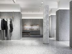 Valention Man store, Rue St Honore, Paris -David Chipperfield Architects