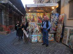 Ugo Pergoli (the nicest man ever), Rome