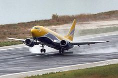 French company Europe Airpost Airlines flies cargo & charter with a Boeing 737 freighter
