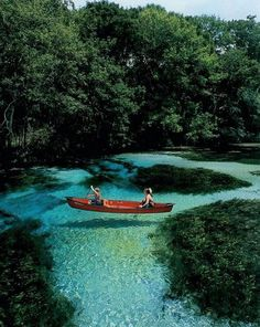 beautiful  Turquoise water somewhere in Slovenia.