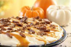 NO-Bake Turtle Pumpkin Pie ***Diabetic Friendly***