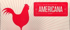 2012 Americana Sampler
