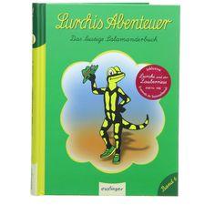 Esslinger Verlag Lurchi - Lurchi's Abenteuer Band 6 im Salamander Onlineshop - 309.000 198153