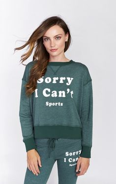 I mean I can… I just don't want to. This cozy sherpa fleece sweatshirt features…