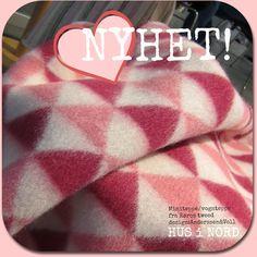 HUSiNORD: RØROS TWEED Tweed, Blanket, Design, Blankets, Carpet
