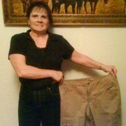 She said goodbye to 41 unwanted pounds in 90 days!