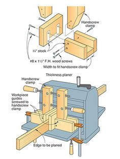 Tips and techniques to get the most out of your woodworking shop tools.