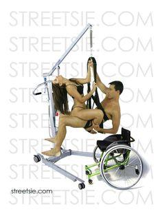 Relação sexual com cadeirantes: E agora? ~ PcD On-Line