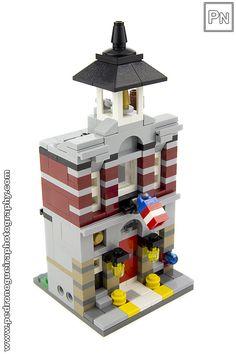 """Fire Brigade """"My LEGO"""" portfolio. Pedro Nogueira Photography."""
