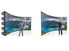 P1.92 HD Screen TV - LED Video Display
