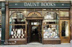 Daunt books London - Librería