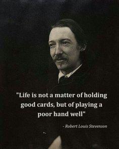 Robert Louis Stevenson quotes