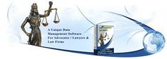 Advocate Data Manager is unique management software which is specially designed for the advocates and Law firms. It provides free download advocate data manager software, law firms software, lawyer data management software, download free lawyer software demo, online software for advocates, lawyer and law firms. Visit us: http://www.advocatedatamanager.com