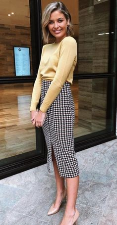 Casual Work Outfits, Mode Outfits, Work Casual, Classy Outfits, Fashion Outfits, Outfit Work, Womens Fashion, Latest Outfits, Stylish Outfits