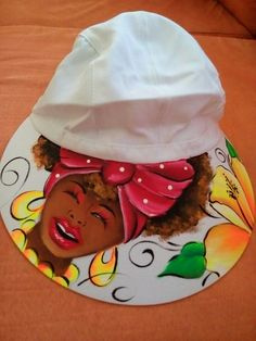 Congo, Beret, Caps Hats, Lettering, Crafts, Sketches, Amor, Embroidery, Mosaics