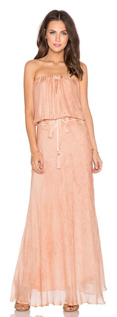YFB CLOTHING Hester maxi dress found on Nudevotion