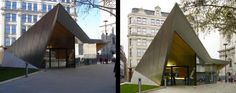 City of London Information Centre by Make Architects, United Kingdom
