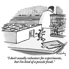 I ♡ The New Yorker cartoons