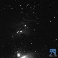 Running Man Nebula 12/23/12