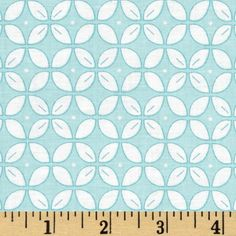 Wallflowers Lattice Aqua from @fabricdotcom  Designed by Allison Harris of Cluck Cluck Sew for Windham Fabrics, this cotton print fabric is perfect for quilting, apparel, crafts, and home decor items.
