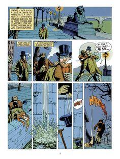 Harry Dickson Vol. 1: L'île des possédés  #BD #soleil #numerique