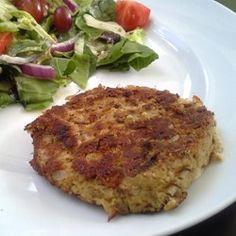Spicy Tuna Fish Cakes - Allrecipes.com