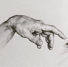 aesthetic body painting Last eure Gedanken spielen Human Anatomy Drawing, Anatomy Art, Pencil Art Drawings, Art Drawings Sketches, Drawings Of Hands, Hand Drawing Reference, Art Reference, Figure Drawing, Painting & Drawing