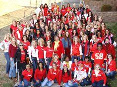 Kansas City Chiefs Cheerleader Alumni at 2011 game. American Football League, National Football League, Football Team, Kansas City Chiefs Cheerleaders, Lamar Hunt, Professional Cheerleaders, Football Conference, Blue Springs, Good People