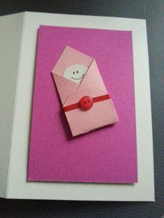 Card - It's a Girl