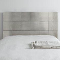 Tête de lit métal martelé, Luba AM.PM