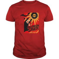 halloween party T-Shirts, Hoodies. GET IT ==► https://www.sunfrog.com/Holidays/halloween-party-93787589-Red-Guys.html?id=41382