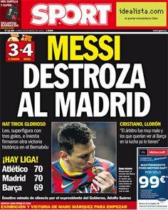 Sport - Marzo 2014